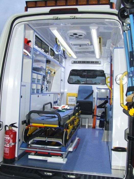 ambulancias granada salvar vidas