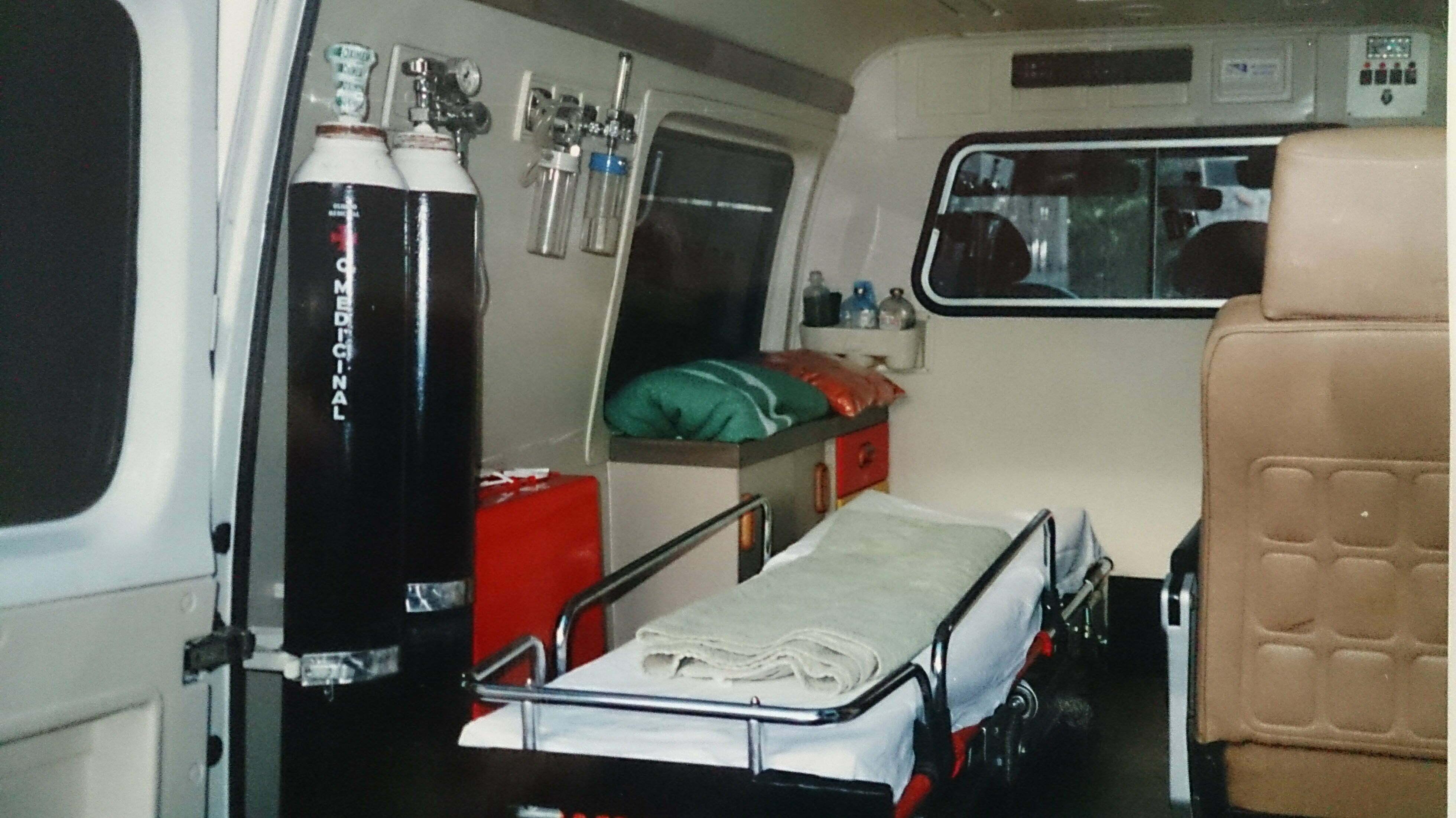 Transporte Sanitario Granada