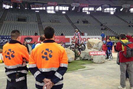 eventos deportivos - ambulancias granada