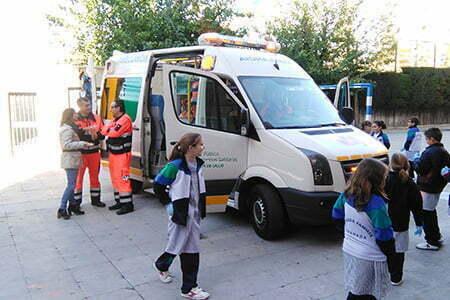 otros servicios - ambulancias granada