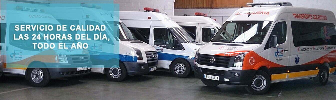 Ambulancias UVI movil en Granada para eventos deportivos y otros
