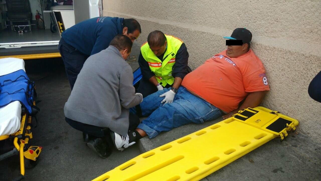 ambulancias para obesos granada