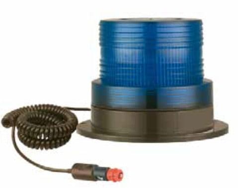 ambulacias luces rotativas color azul