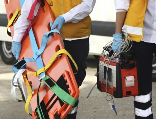 Ambulancias para eventos. Importancia de su presencia