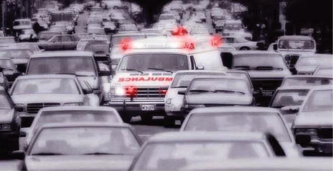 sonido de ambulancia
