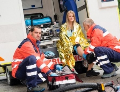 Asistencias a las víctimas por los Técnicos de Emergencias Sanitarias