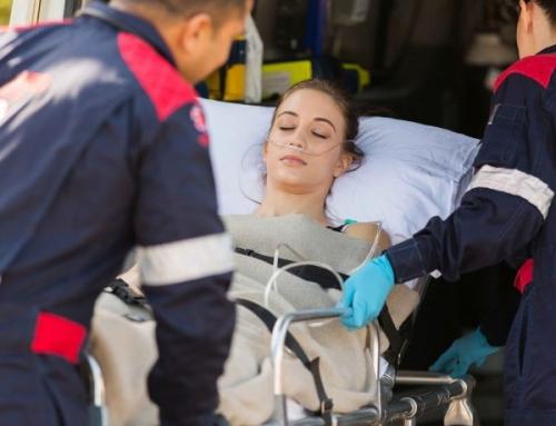 Clasificación de las víctimas de accidentes
