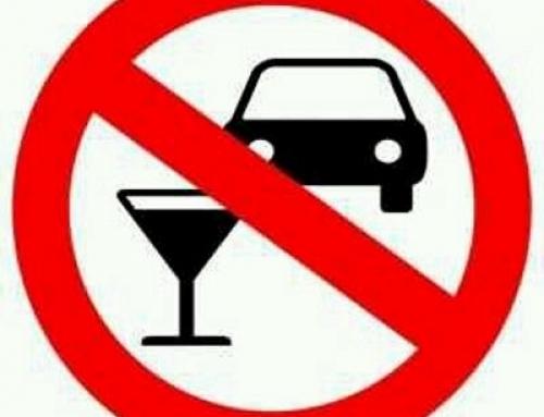 Bebidas alcoholicas al conducir