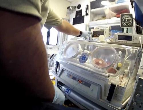 Transporte sanitario neonatal