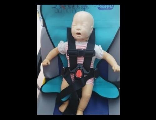 Seguridad niños ambulancias