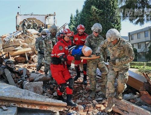 Rescate en desastres