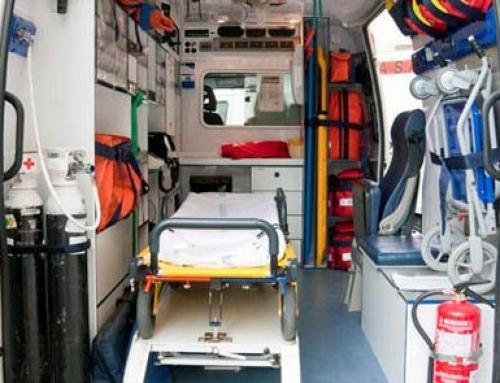 Ambulancias de soporte vital avanzado