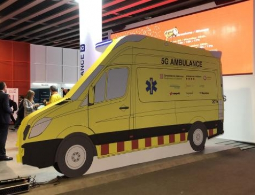 Ambulancias con 5G