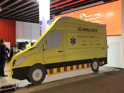 ambulancias 5G