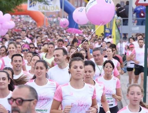 Carrera de la mujer Granada 2019
