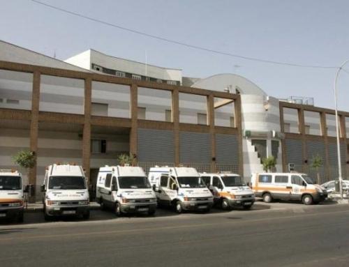 Ambulancias traslado por insolación
