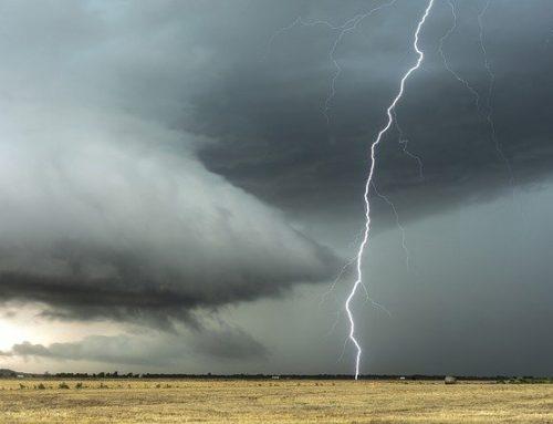 Qué hacer ante una tormenta